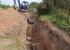 Usuwanie awarii wodociągu w Unichowie